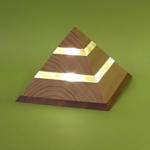 ピラミッド型LEDランプ