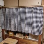 100均商品で簡単なカーテン