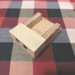 ワンバイツー材用ダボ継ぎ用治具